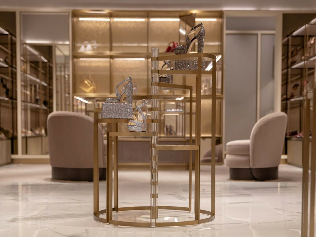 Saudi Jawahir opens Jimmy Choo boutique in Centria Mall 2