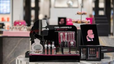 Laure Boutique Launches Karl Lagerfeld Model Co Cosmetics Line 2