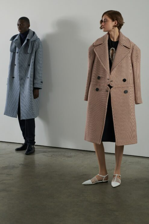 From Stella Mccartneys Autumn 2020 Women S Men S Ready to Wear Collection 01